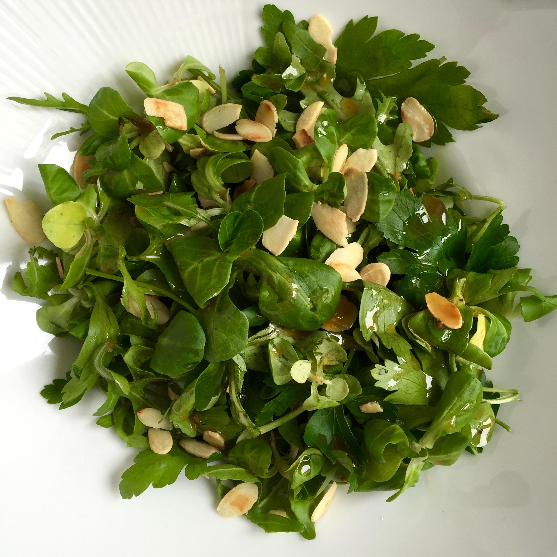 Salat feld