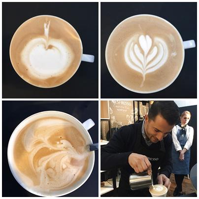 kaffekollasje